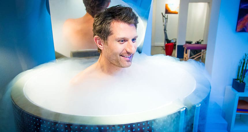 benefits of cryotherapy