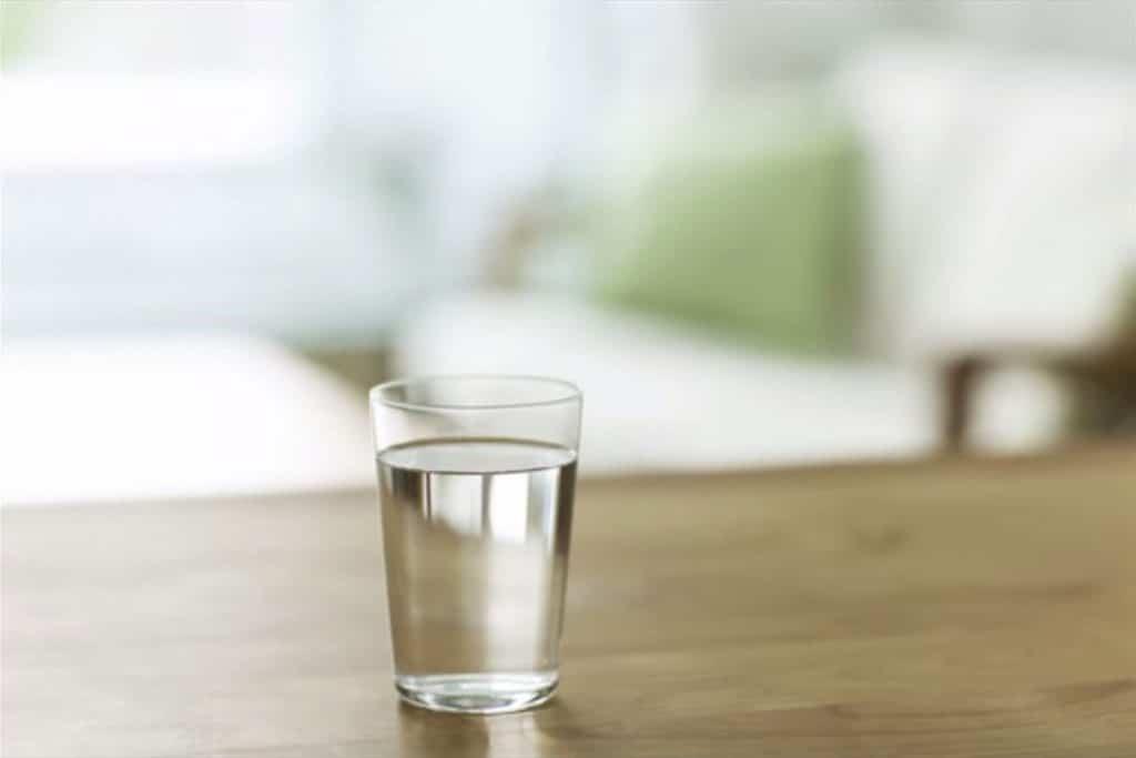 intermitten fast only drinking water