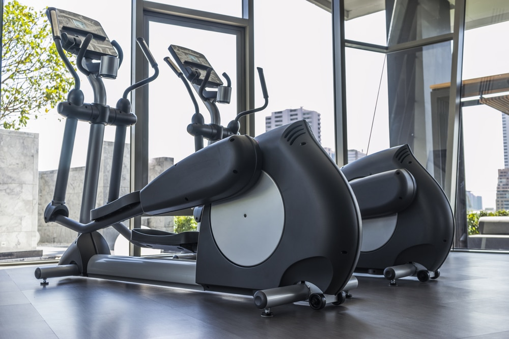 pro form elliptical trainers