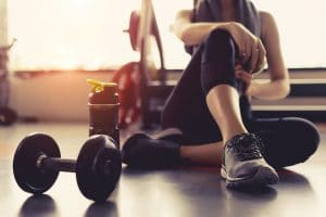 easy to do exercises that allow you to set your own pace