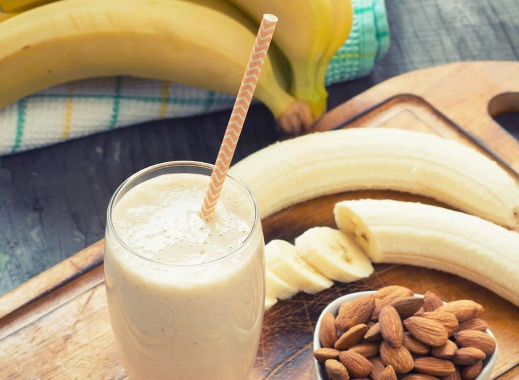 what is in a protein shake